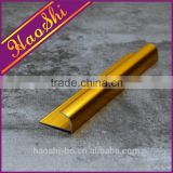 Floor corner guard aluminum corner tile trim