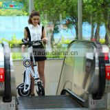 250W Motor 2016 E-Scooter With Foldable Design And High Quality Bluetooth Speaker