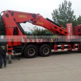 2015 new products SINOTRUK 70 Tons 290hp Truck Mounted Crane price for sale made in china