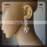 alloy jewelry copper brass plating gold beautiful stud earring sets