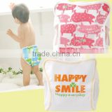made in Japan diaper manufacturer Japanese wholesale product high quality cloth nappy cover for newborn baby polyester 100% 2pcs