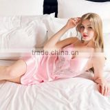 Noya Customized ZM 1086 Sexy Women Bra Skirt Pajamas