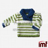 Cashmere Shawl-Collar Cardis for Baby