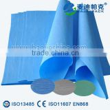 Medical strong bacteria resistance favorable standard crepe paper