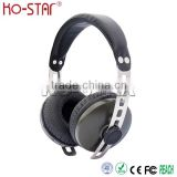Latest custom design Stylish headphone leading the fashion high performance sound with in-line mic or detachable PC microphone