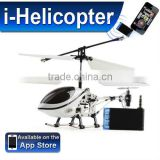3.5CH RC Gyro mini helicopter i-helicopter iphone itouch/ipad control