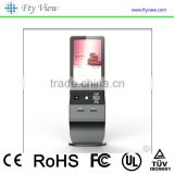 "17""-22"" payment kiosk cash acceptor,coin machine bank payment kiosk,ticket payment kiosk"