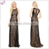 Fashion finejo elie saab evening dress sequins gown evening long dress