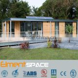 3.4m wide 2unit 40ft container homes luxury design, shipping container homes for sale in usa