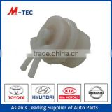 Toyota Hilux types of fuel filter 23300-34100 with highly efficiency