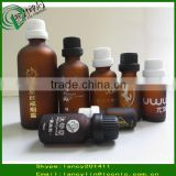 Amber glass bottle with tamper evident screw cap 15ml 20ml 30ml amber glass bottle eliquid