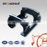 2015 Excavator undercarriage parts track guard /R225-7 track link guard /excavator track frame track guard