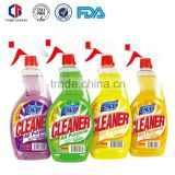 Customize disposable liquid tile floor cleaner