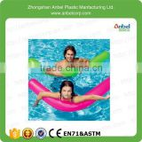 2015 Anbel colorful customizd giant inflatable tube air pontoon for wholesale