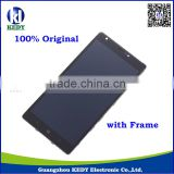 Original New for Nokia 1520 LCD with Touch Screen for Nokia 1520 LCD Digitizer with Frame