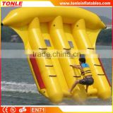 flying inflatable water sled/ inflatable water ski sled/ banana boats for sale