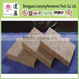 Bamboo fiber heat Pads use for mattress , roof ,cushion