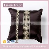 Hotel Linen Pillow Cover /Pillow Case / Bolster For Home Hotel Decorative Feather Pillow