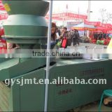 JMX series Corn Straw briquetting press