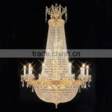 Traditional Hight Quality Crystal American Style Candle Church Chandelier Lighting 62048
