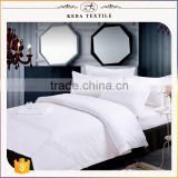 Alibaba textile factory bed linen brand 100% long staple cotton fabric 60S 300TC hotel duvet cover