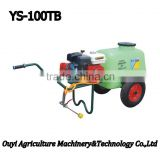 Taizhou Agriculture Machinery Usage Trolley Power Sprayer with Gasoline Engine Generator Spare Parts YS100TB
