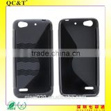 High Quality Full Color S Line TPU Cover For ZTE Blade A460