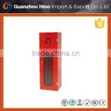 Fire extinguisher and hose box