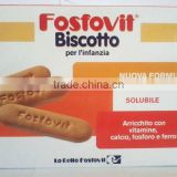 LO BELLO Fosfovit Baby Biscuits
