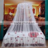 China product circular hanging dome bed queen size tent mosquito net