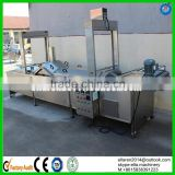 full automatic electric potato chips blanching machine