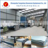 INQUIRY ABOUT industrial cnc non woven polyester fiber quilt machine