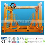 Heavy Duty 20feet 40feet and 45feet overheight frame telescopic container spreader container lifting spreader