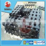plastic & metal composite material made drill pipe & drill collar wrap frames/ packing frames