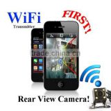 2014 WIFI Wireless Car Parking Assistance Backup System Rear View Camera For Android System                                                                         Quality Choice