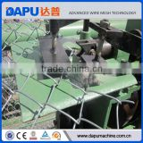 Vinyl privacy fences chain link panels making machine
