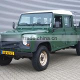 USED CARS - LAND ROVER DEFENDER 130 TD5 CREW CAB (LHD 5019)