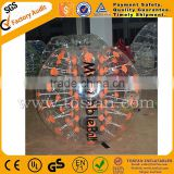 high quality color dots inflatable bubble soccer bumper ball TB251
