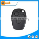 433Mhz frequency car key without key blade on the key shell 3 button remote key for Renault Clio kangoo master modus