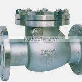 Stainless Steel API 6 Inch Ball Swing Check Valve dn150