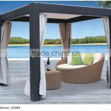 Rattan/wicker Outdoor Gazebo & canopy camping gazebo