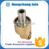 20A Copper fitting pipe flange water rotary coupling joint