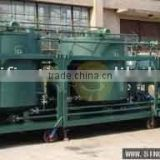 Vacuum Pump System Used Motor Oil Recycling Machine purification