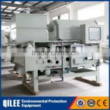 activated sludge treatment plant stainless steel automatic belt filter press
