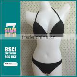 Quanzhou Swimwear Factory Wholesale Top quality Blake Mold CUP Swimwear Bikini