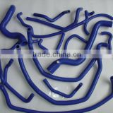 BLUE silicone radiator coolant hose kit RENAULT 5 GT TURBO PHASE 1 1985-1987