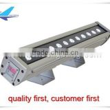 4/8CH DMX Channel 12*10w rgbw outdoor led wall washer