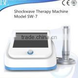 Doctor use Electric massage Instruments for body pain relief / Shock wave machines