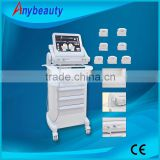 Skin Lifting 2000 Shots CE Approved Hifu Back Tightening Machine Slimming Ultrasound Anti Wrinkle Machine Lose Weight