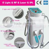 elight hair removal machine skin rejuvenation vascular treatment nd yag laser rf machine